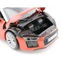 2018 Audi R8 Spyder V10 Dinamite Red 1:18 Dealer Edition 5011618552 Cochesdemetal.es