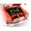 1957 Chrysler 300C Hardtop Red 1:18 Auto World AMM1110