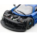2006 Gumpert Apollo S Metallic Blue 1:18 AUTOart 71303