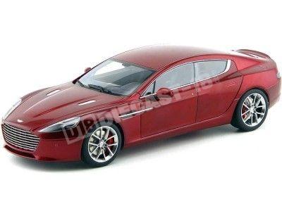 2015 Aston Martin Rapide S Diavolo Red 1:18 AUTOart 70257