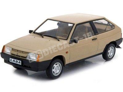 1984 Lada Samara Marron 1:18 KK-Scale 180211