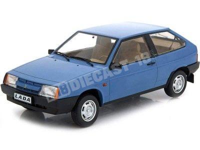 1984 Lada Samara Azul 1:18 KK-Scale 180212