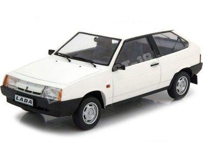 1984 Lada Samara Blanco 1:18 KK-Scale 180214
