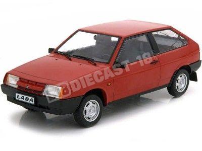 1984 Lada Samara Rojo 1:18 KK-Scale 180213
