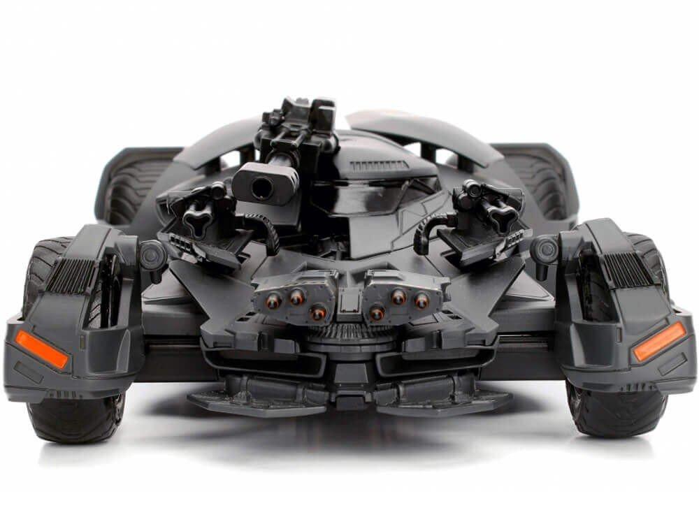 2016 Batmobile El amanecer de la Justicia con Figura de Batman 1:24 Jada Toys 99