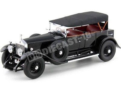 1925 Rolls Royce Phantom I Black 1:18 Kyosho 08931BK