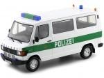 1988 Mercedes-Benz 208 D Microbus Polizei 1:18 KK-Scale 180292