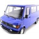 1988 Mercedes-Benz 208 D Microbus Azul 1:18 KK-Scale 180293