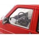 1992 Volkswagen T4 Caravelle Microbus Rojo 1:18 KK-Skale 180261