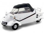 1955 Messerschmitt KR200 Bubble Top Blanco 118 Oxford 18MBC005