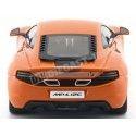 2011 Mclaren MP4-12C Metallic Orange 1:18 AUTOart 76006