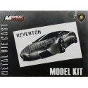 "2008 Lamborghini Reventon Gris ""Model Kit"" 1:24 Mondo Motors 60015 Cochesdemetal.es"