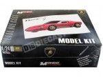 "1971 Lamborghini Miura SV Rojo ""Metal Kit"" 1:24 Mondo Motors 60017"