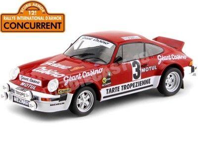 1979 Porsche 911 SC GR4 Rally Darmor 1:18 Solido S1800804 Cochesdemetal.es