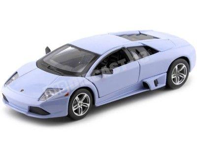 2001 Lamborghini Murcielago LP 640 Azul Metalizado 1:24 Maisto 31292 Cochesdemetal.es