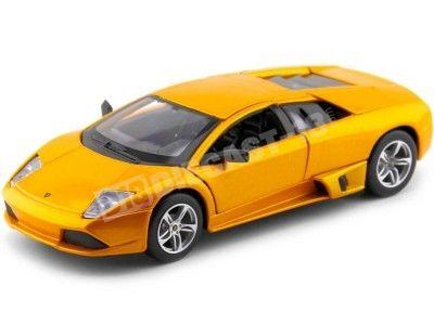 2001 Lamborghini Murcielago LP 640 Naranja Metalizado 1:24 Maisto 31292