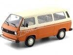 1989 Volkswagen Bus T3 Naranja 1:18 Premium ClassiXXs PCL30025