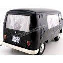 1960 Volkswagen T1 Coche Fúnebre Negro 118 Premium ClassiXXs PCL30085