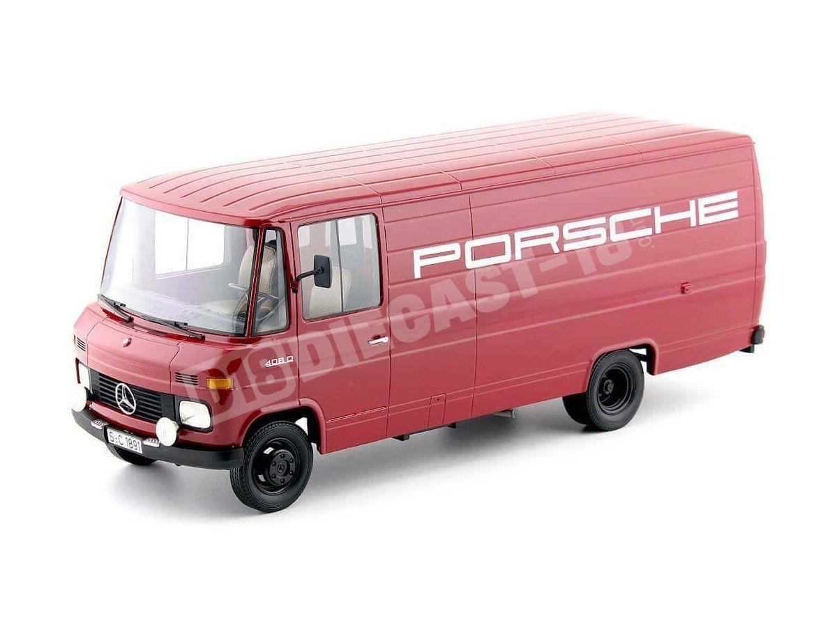 1972 Mercedes-Benz L 408 Racing Team Porsche 1:18 Premium ClassiXXs PCL30105 Cochesdemetal.es