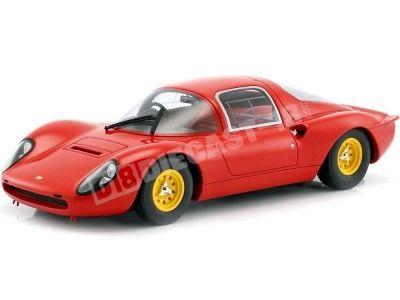 1966 Ferrari Dino 206S Plain Body Version Rojo 1:18 CMR041 Cochesdemetal.es