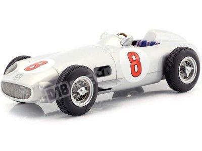 1955 Mercedes-Benz W196 World Champion F1 Fangio 1:18 iScale 118000000008