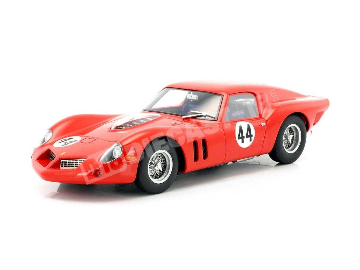 1963 Ferrari 250 GT Drogo 500km Spa 44 Ophem-Bianchi 1:18 CMR096 Cochesdemetal.es