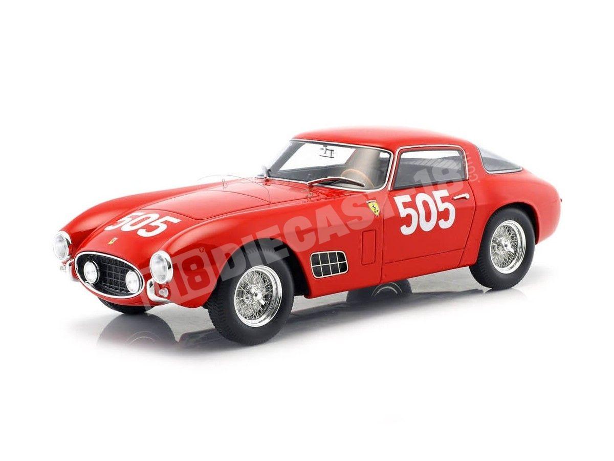 1956 Ferrari 250 GT Berlinetta Competizione Winner Mille Miglia 1:18 CMR109 Cochesdemetal.es