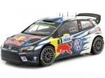 2014 Volkswagen Polo WRC Rallye Tour de Corse 1:18 IXO Models 18RMC018C