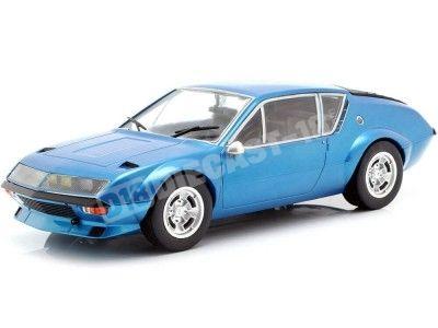 1974 Alpine Renault A310 Azul 1:18 IXO Models 18CMC012 Cochesdemetal.es