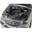 2016 Mercedes-Benz E-Klasse (W213) AMG Line Selenite Grey 1:18 Dealer Edition B66960379
