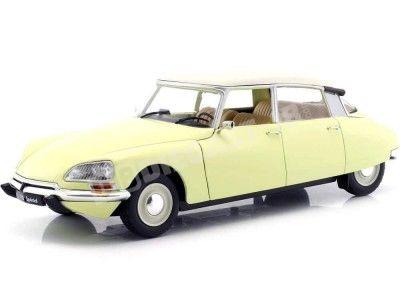 1972 Citroen D-Special DS Jaune Panama 1:18 Solido 1800704