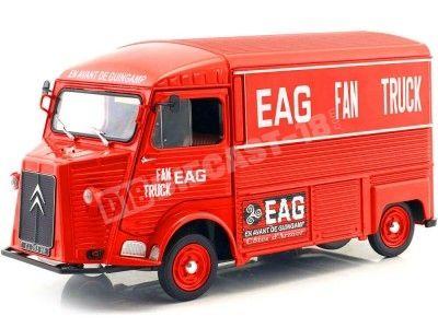 """1969 Citroen type HY """"EAG Fan Truck 2019"""" 1:18 Solido 1850030"""