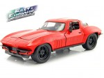 "1965 Chevrolet Corvette Sting Ray ""Fast & Furious"" 1:24 Jada Toys 98298"