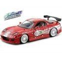 """1995 Mazda RX-7 """"Fast & Furious"""" 1:24 Jada Toys 98338 Cochesdemetal.es"""