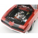 1967 Chevrolet Camaro 427 Red-Black 1:18 ACME GMP A1805711