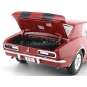 1967 Chevrolet Camaro 427 Red-Black 1:18 ACME GMP A1805711 Cochesdemetal.es