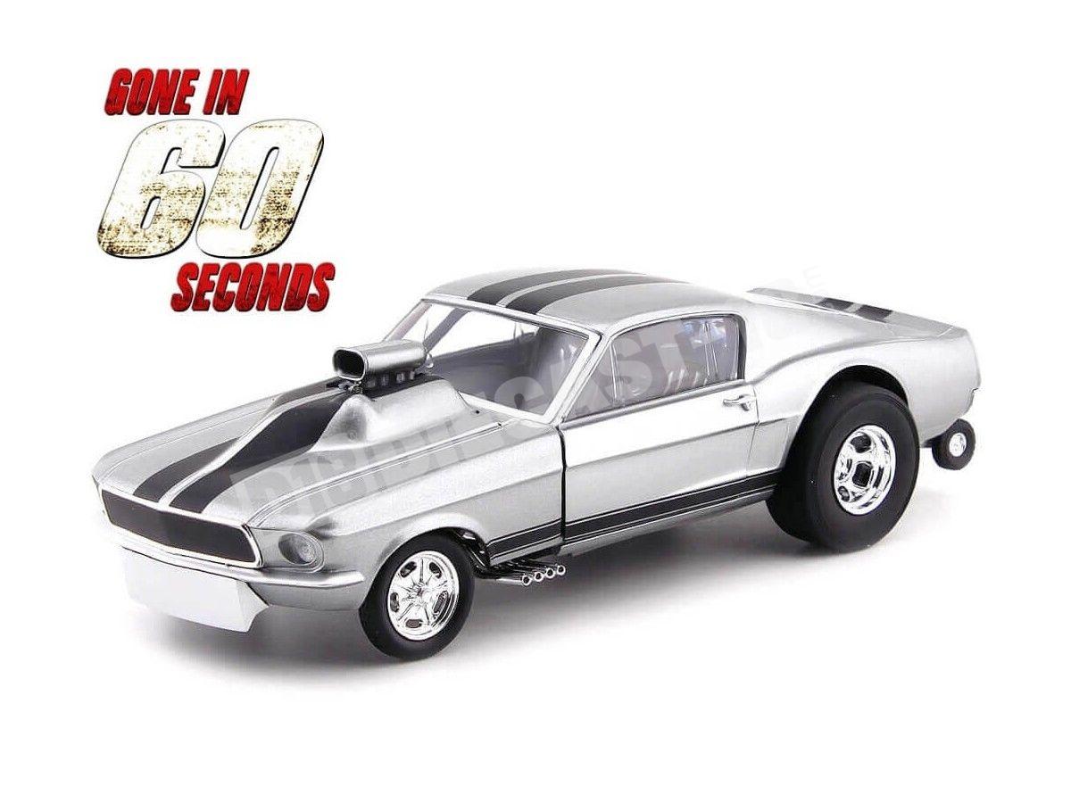 "1967 Mustang The Malco Gasser ""60 Segundos"" 1:18 ACME GMP 18885 Cochesdemetal.es"