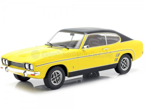 1973 Ford Capri MK1 Amarillo 1:18 MC Group 18085