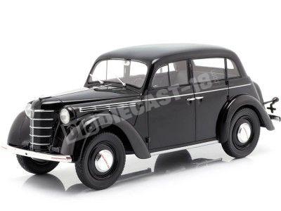1938 Opel Kadett K38 Negro 1:18 KK-Scale 180251 Cochesdemetal.es