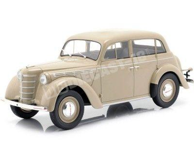 1938 Opel Kadett K38 Beige 1:18 KK-Scale 180253 Cochesdemetal.es