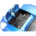 "2005 Ford GT ""Fast & Furious"" Blue 1:24 Jada Toys 97177 Cochesdemetal.es"
