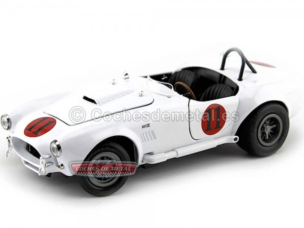 "1965 Shelby Cobra 427 S-C ""Spinout"" Elvis Presley 1:18 Auto World AWSS104 Cochesdemetal.es"