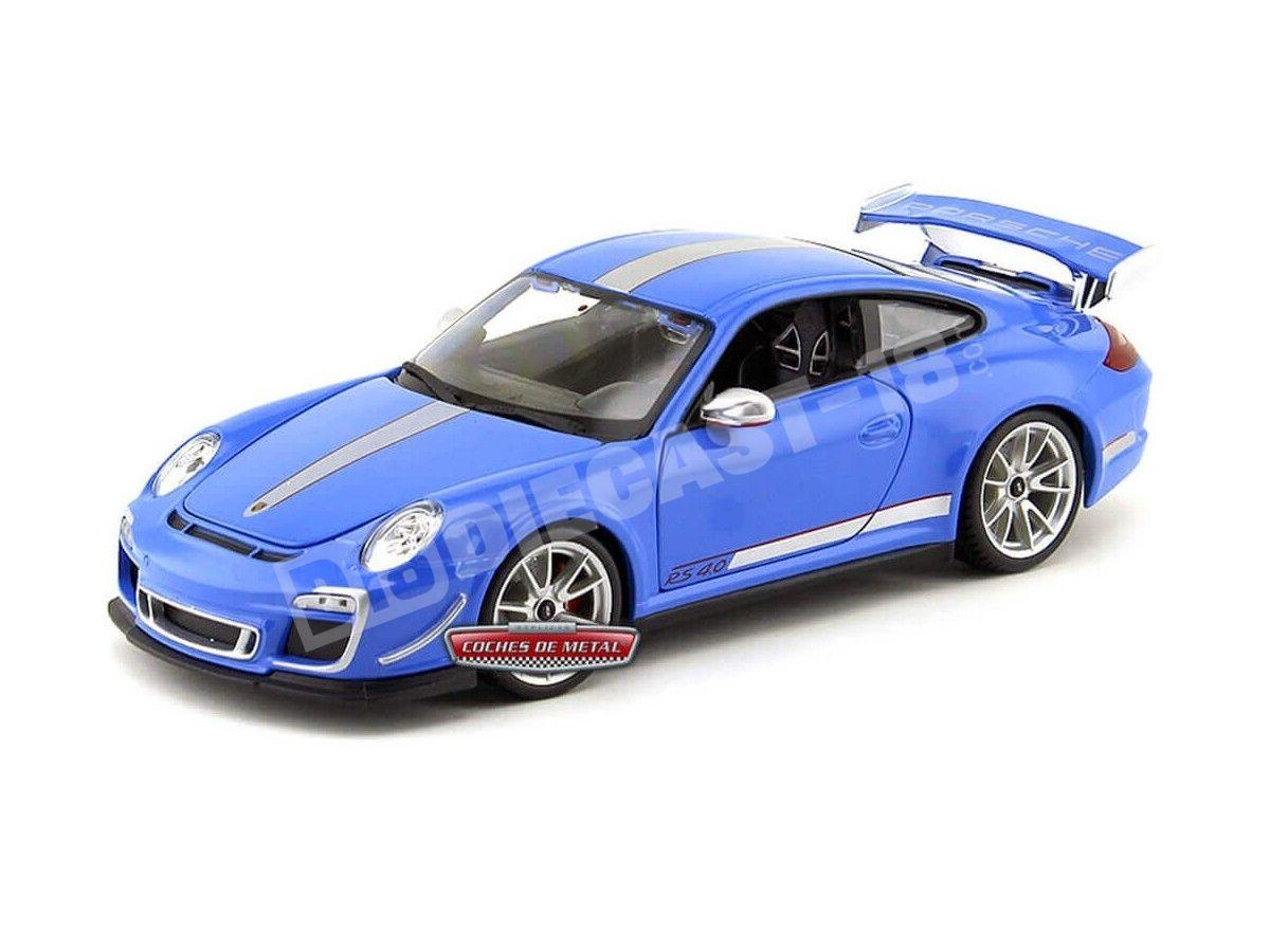 1//18 PORSCHE 911 // 997 GT3 RS 4.0L 11036BL BBURAGO