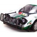 1975 Lancia Stratos HF Safari Rallye 1:18 Sun Star 4566 Cochesdemetal.es