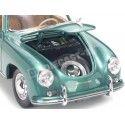 1957 Porsche 356A 1500 GS Carrera GT Coupe Green 1:18 Sun Star 1343