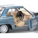 1977 Mercedes-Benz 350 SL W107 Hard Top Coupe Blue Grel 1:18 Sun Star 4666 Cochesdemetal.es