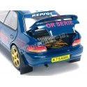 1996 Subaru Impreza 555 Rally de France Tour de Corse 1:18 Sun Star 5511