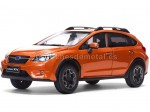2014 Subaru XV Tangerine Orange Pearl 1:18 Sun Star 5571