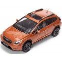 2014 Subaru XV Tangerine Orange Pearl 1:18 Sun Star 5571