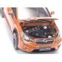2014 Subaru XV Tangerine Orange Pearl 1:18 Sun Star 5571 Cochesdemetal.es